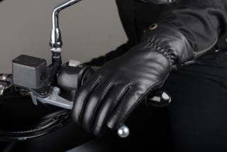 Moto rukavice V-QUATTRO ETON EVO WP černá empty 45b6fa360a