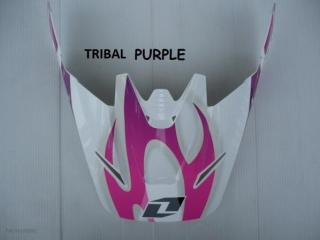 Kšilt ONE KOMBAT Tribal purple