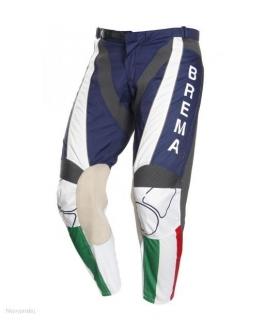 Moto kalhoty BREMA TROFEO modro bílá empty 35d1b7d004