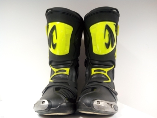 bf3536a907e Moto boty FORMA ICE PRO černo žluté fluo bazarové 46 empty