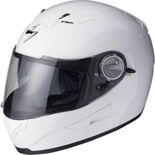 d5c61c8517c Moto přilba SCORPION EXO-500 AIR bílá empty