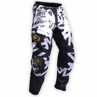 Motokrosové dětské kalhoty NO FEAR SPECTRUM 12 SCRATCH empty cedd247253